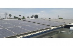 50KW Solar Power Plant    by Direct Watts Set Private Limited