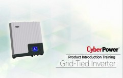 Cyberpower On Grid Inverter   by Conren Energy Private Limited