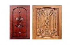 Entrance Door   by Shubham Furniture & Aluminium