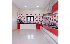 High Gloss Modular Kitchen by Shree Nathji Steel Arts