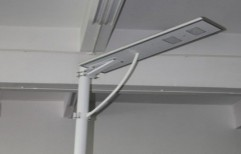 Integrated Solar Street Light (lithium Ion Battery) by Mechsol Energy & Equipments