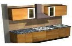 Laminate Straight Modular Kitchen by Ever Fine Modular Kitchen & Wardrobes
