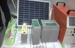 LED Solar Power System by Akshay Solar Technology