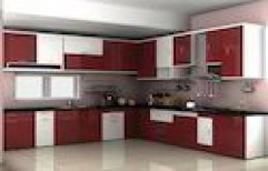 Modular Kitchen by Q Rich Interior