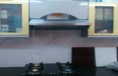 Ultra Modern  Modular Kitchens by Ambajee Appliances