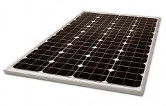 Mono Crystalline Solar Power Panel by Saar India