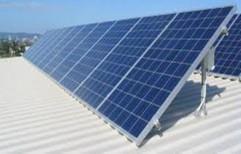Poly Crystaline Solar Panel    by Bhambri Enterprises