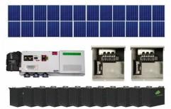 Solar Battery Backup System by Solaris Energy