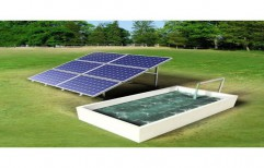 Solar Ground Water Pump   by MBK Energy