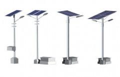 Solar Street Light With Pole by Harikrupa Solar & Engineering
