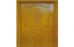 Wooden Door  by Sri Sai PVC Doors