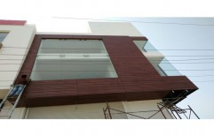 Exterior HPL Wall Cladding by Shree Balaji Exterio