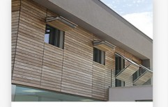 Exterior Wall Cladding by Alex Panels