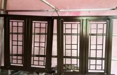 Fixed Steel Window by Mothilora Industries