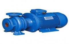 Three Phase Motor Pump by Venus Agencies