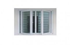 Casement White UPVC Windows