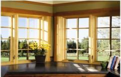 Wooden Window by Jain Wood Industries