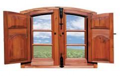 Wooden Window by Hemant Interiors (A Unit Of Hemant UPVC Doors & Windows)