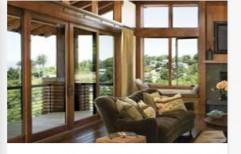 Aluminium Wood Windows by Paramount Consultant And Corporate Advisors Pvt. Ltd.