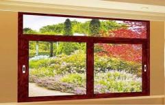 Aluminum Sliding Window     by Mayur Kitchen & Interiors