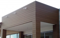 Exterior Cladding     by Elgee Windoors