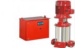 Fire Centrifugal Pump by Tech-mech Engineering Co.