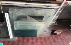 Glass Window by M M Enterprises