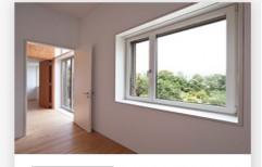 Glass Windows by SIJH Systems