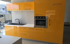 Hettich Modular Kitchen by Lakshmi Enterprises