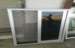 Sliding Windows by Usha Glass & Aluminum