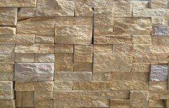 Stone Wall Cladding by Kailash Articals