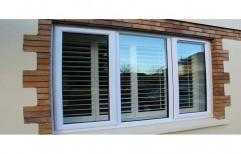 Stylish UPVC Glass Window
