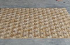 Teak Moulding Wall Cladding by S Y Slate Stone