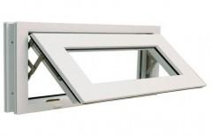 Top Hung UPVC Window  by JVS Industriies