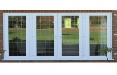 UPVC French Window by Sherin Hifab Contracts India Private Limited