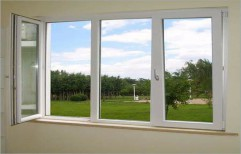Upvc window by Newtech UPVC