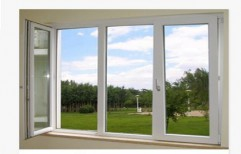 UPVC Window by Al- Plast