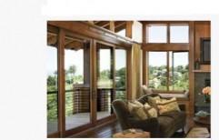 Wood Window    by Green Line Windows