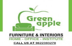 Wooden Windows by Green Apple Interio Private Limited