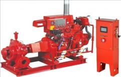 Fire Pump Motors by Tech-mech Engineering Co.