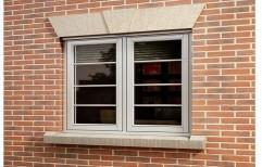 Flush Casement Window by Hemant Interiors (A Unit Of Hemant UPVC Doors & Windows)