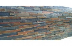 Outdoor Wall Cladding by Stone Magic