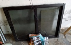 Sliding Windows by Mahadev Glass & Aluminium Section
