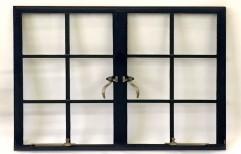 Steel Window   by Dwaraka Rolling Shutters Private Limited