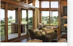 Wood Windows by Agrawal Fabricators