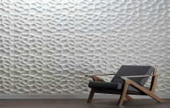3D Wall Cladding by Ajooba Handicraft & Artwares Private Limited