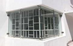 Exterior Glass Window    by Indora Interior