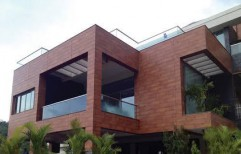 Merino High Pressure Laminates Wall Cladding by Madaan Aluminium & Decoration