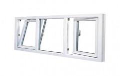 White Tilt And Turn Window