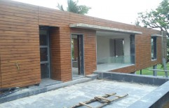 Wooden Wall Cladding by Stone World